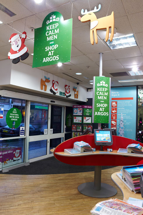 Argos Santa, Rudloph and gifts - Image 2