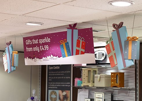 Argos Santa, Rudloph and gifts - Small Image 2
