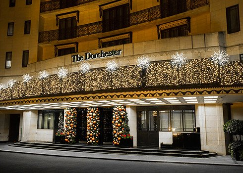 The Dorchester Christmas 2015 - VM&D AWARDS FINALIST 2016 - Small Image 1