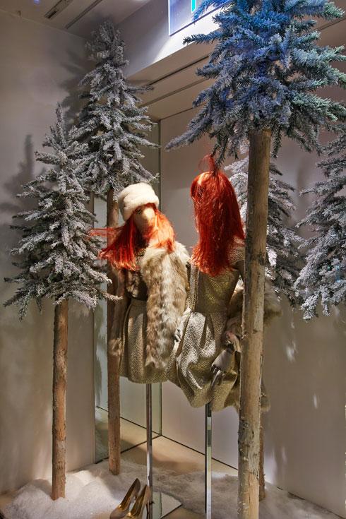 Fenwick Snowy tree tops - Image 4