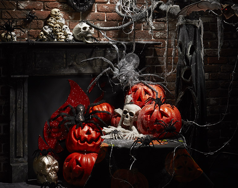 Halloween display ideas
