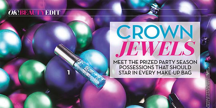OK! Beauty Edit - Crown Jewels