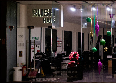 Rush Hair You are the party - Small Image 1