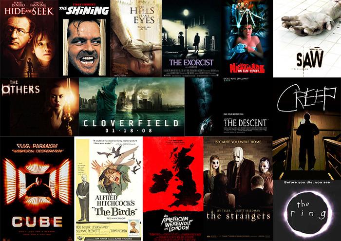 DZD Scariest Films!