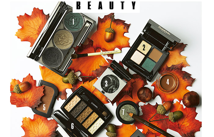 Sunday Times - Autumn Leaves