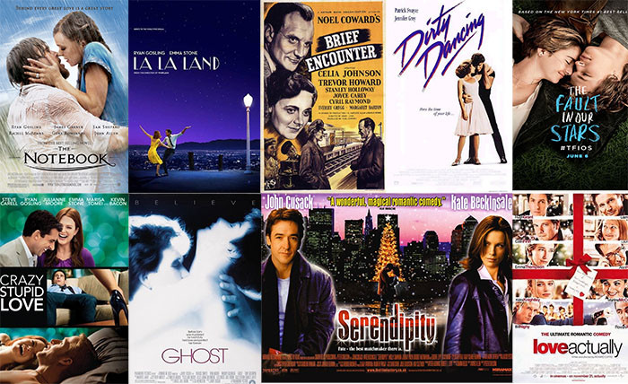 DZD's favourite LOVE films