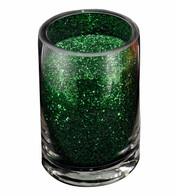 GREEN GLITTER  - Green