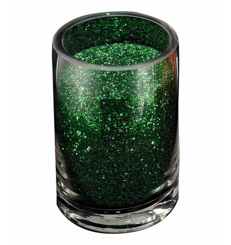 GREEN GLITTER  Green