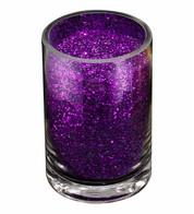 PURPLE GLITTER - Purple
