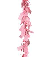 RAG GARLAND - PINK - Pink