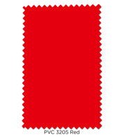 PVC - RED - Red