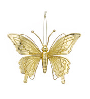 BUTTERFLY METALLIC - GOLD - Gold