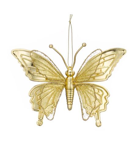 BUTTERFLY METALLIC - GOLD Gold