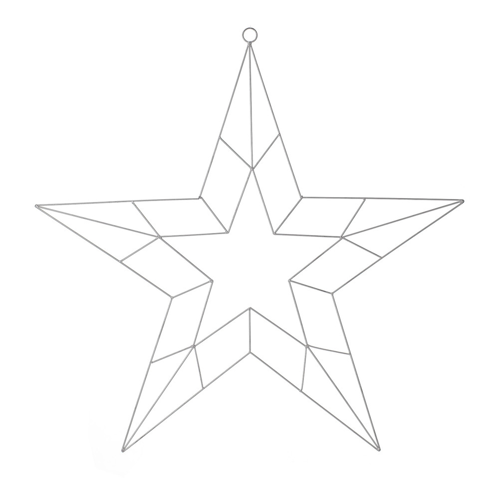 WIRE STAR FRAME | DZD