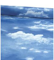 ADRIA PVC - Blue