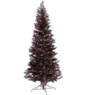 SLIMLINE TREE - CHOCOLATE - Brown