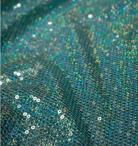 GLAMOUR - LIGHT BLUE HOLOGRAPHIC Light Blue Holographic