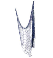 FISHING NET - BLUE - Blue