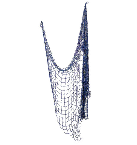 FISHING NET - BLUE Blue