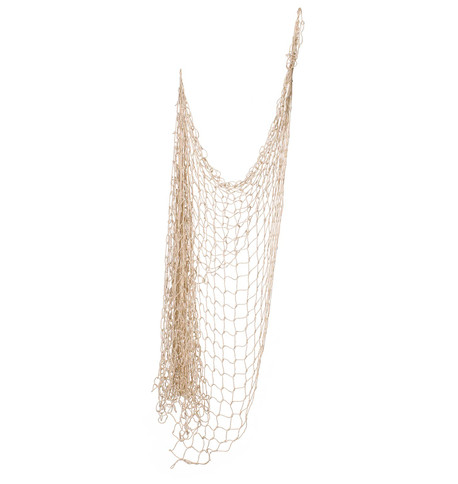 FISHING NET - WHITE White