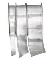 LIQUID METAL RIBBON - SILVER - Silver