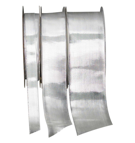 LIQUID METAL RIBBON - SILVER Silver