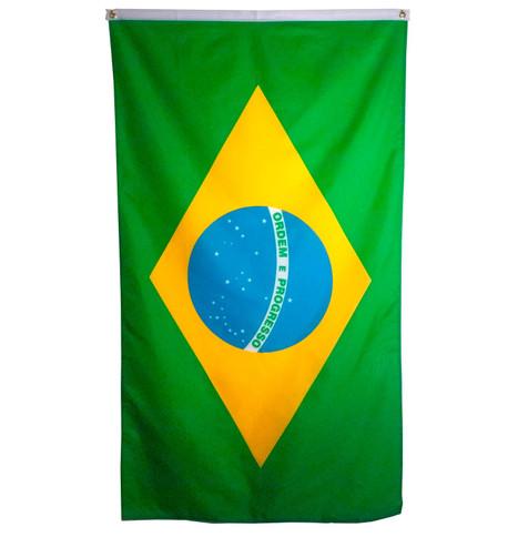 BRAZIL FLAG Multi