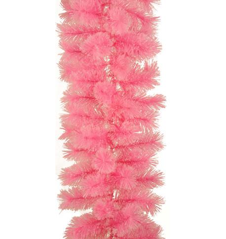 CASHMERE FIR GARLAND Pink