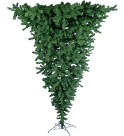 UPSIDE DOWN CHRISTMAS TREE - Green