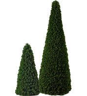 SLIMLINE CONE TREE - Green