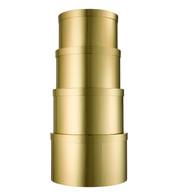 HAT BOX SET - GOLD - Gold