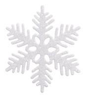 SNOWFLAKE - IRIDESCENT - Iridescent