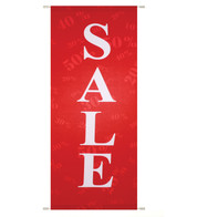 SALE BANNER - Red