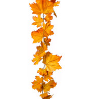 MAPLE LEAF GARLAND - Multicolour