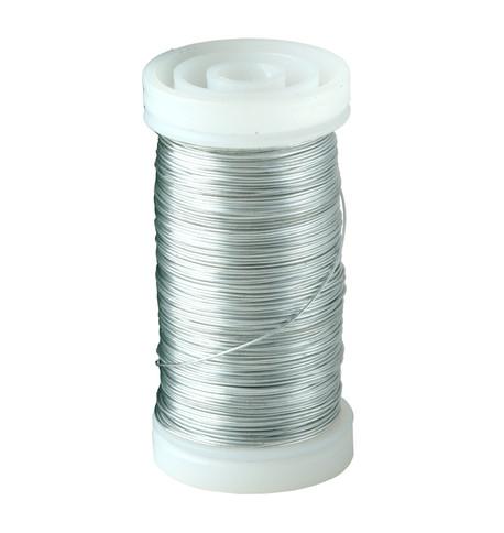 REEL WIRE - SILVER Silver