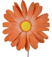 PARCHMENT GERBERA - Orange