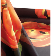 HALLOWEEN VOILE - Multicolour