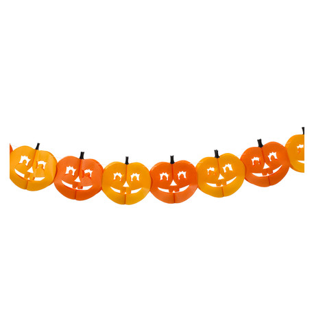 PUMPKIN GARLAND Multi
