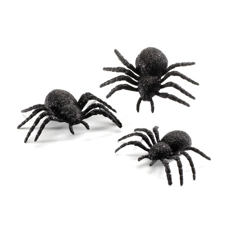 SPIDERS  Black