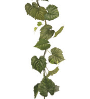 GIANT VINE GARLAND  - Green