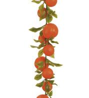 ORANGE GARLAND - Orange