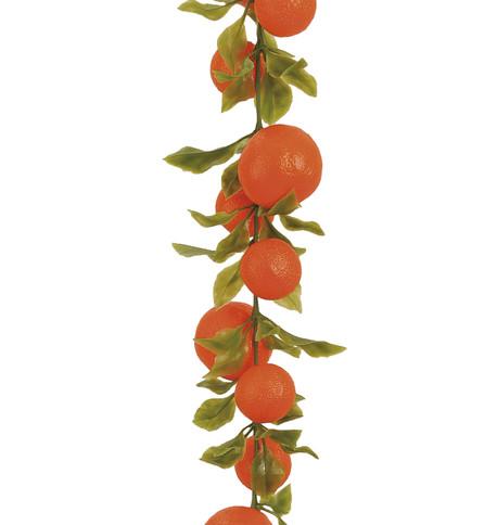 ORANGE GARLAND Orange