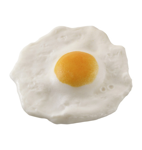 FRIED EGGS White And Yellow