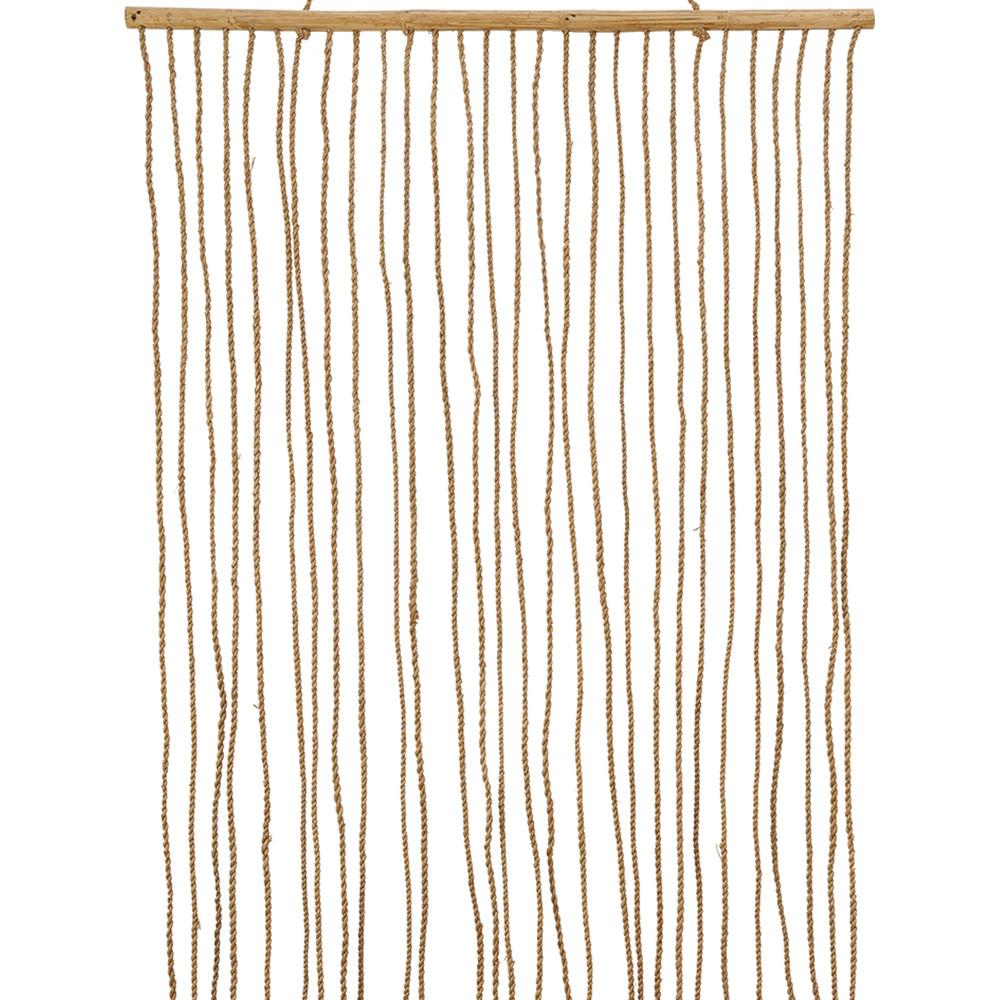 Rope Curtain