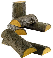 SPLIT LOGS - Natural