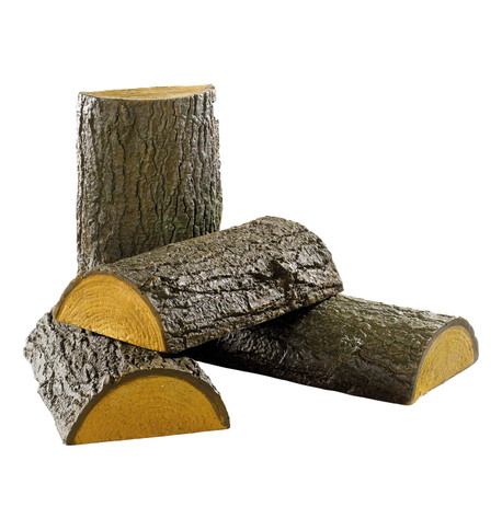 SPLIT LOGS Natural