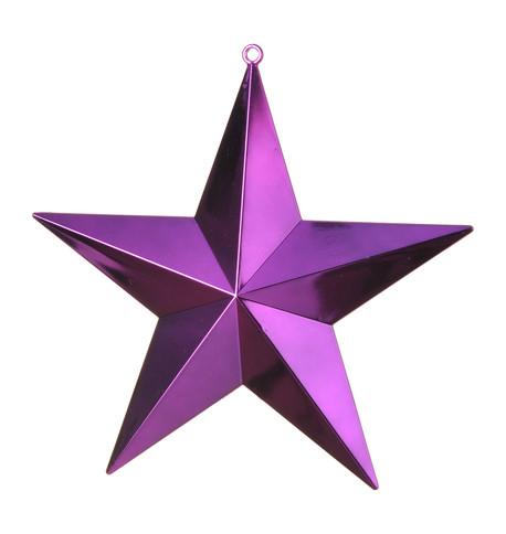 SHINY STARS - PURPLE Purple
