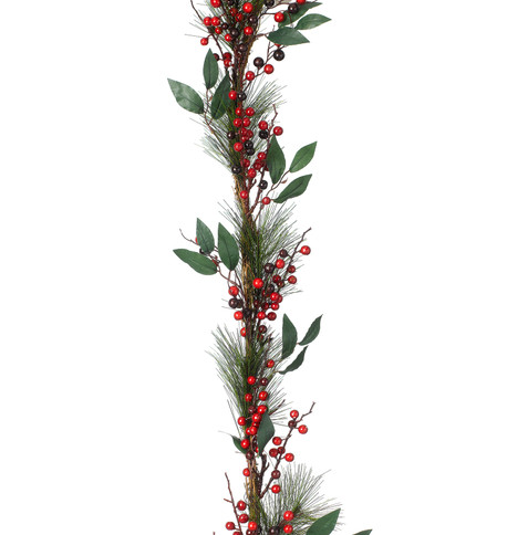 PINE & BERRY GARLAND Multi
