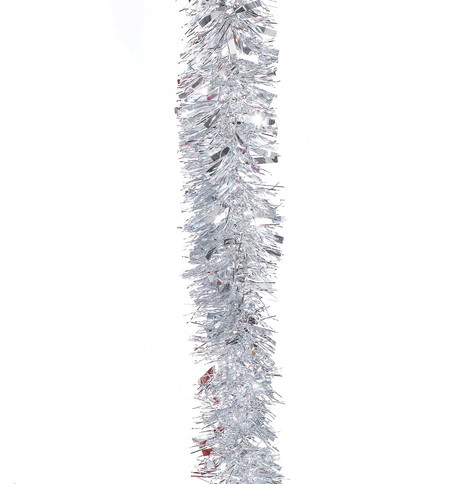 TINSEL SILVER Silver