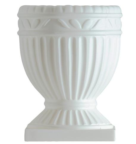 ROMAN URN White